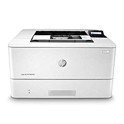 HP LaserJet Pro M404dn Monochrome Laser Printer with Built-In Ethernet & Double-Sided Printing, Amazon Dash Replenishment Ready (W1A53A)