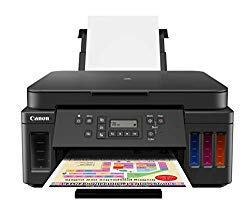 Canon PIXMA G6020 Wireless High Volume Business Printer All-in-One Supertank Printer