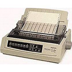 OKI 62411703 MicroLine 321 Turbo Printer – B/W – Dot-Matrix – 240 DPI x 216 DPI
