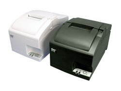 Star Micronics 39330310 Model SP712MD Gry US Impact Printer with Power Supply, Friction, Tear Bar, Serial, Gray