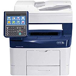 Xerox WorkCentre 3655/X Letter/Legal-size Monochrome Laser Multifunction Printer – 47ppm, Copy, Print, Scan, Fax, 1 Tray