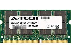 128MB Stick for Dell Laser Printer Series 1600n 1600n 1700 1700n 1710 1710n 1720 1720 1720dn 1720dn. SO-DIMM SD Non-ECC PC100 100MHz RAM Memory. Genuine A-Tech Brand.