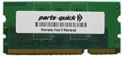 CB423A 256MB DDR2 144 pin DIMM Memory for HP LaserJet CP1515n CP1518ni CP2025n CP2025dn CP2025x CP5225dn Printer (PARTS-QUICK BRAND)