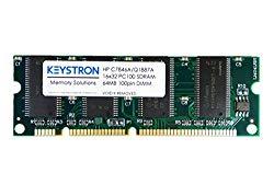HP C7846A C3913A Q1887A C9680A 64MB Memory Upgrade 4 HP Laserjet 4000, 4000N, 4000se, 4000t, 4000tn, 4050, 4050n, 4050SE, 4050T, 4050TN, 4050USB-Mac, 5000, 5000DN, 5000GN, 5000LE, 5000N, 5000T