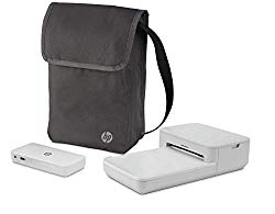 HP Sprocket Studio Go Bundle – Photo Printer with Power Bank Portable Charger & Bag: Personalize & Print 4×6 Pictures Anywhere You Go (3XT68A), 3XT68A#1H6