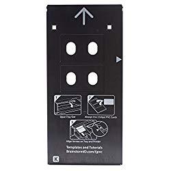 Inkjet PVC Card Tray for Canon PIXMA PRO-10 and PRO-100 (Canon K Tray Printers)