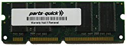 parts-quick 128MB Printer Memory RAM for Lexmark C520, C522, C524, C530dn, C532, C534dn, C534dtn, C540N, C543DN, C544N, C544DN, C546DTN Series. Equivalent to 13N1523, 1022298 Brand