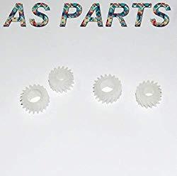 Printer Parts 20 Sets Developer Gear for Xerox Docucolor DC 240 242 250 DC240 DC242 DC252 DC250 DCC 5065 Color 550 560 WC 7655 7665 7755