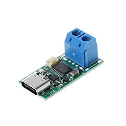 sara-u Type-C USB Fast Charging Decoy Detector Trigger Poll Mudule PD 5A 9V/12V/15V/20V Automatic Test
