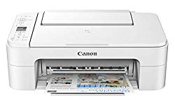 Canon Pixma TS3320 WH, Amazon Dash Replenishment enabled